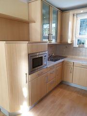 Einbauküche Küche mit Marken-Geräten - Abholung