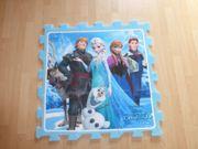 Verkaufe 9-teilige Puzzlematte Frozen