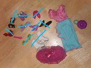 Kleider Barbie Zubehör Puppe Oberteil