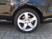 Mercedes Original Felgen mit Winterreifen