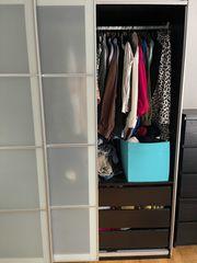 Kleiderschrank Ikea mit Schiebetüren 200