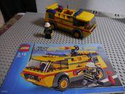 LEGO City Flughafen-Feuerwehrwagen 7891