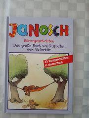 Buch Janosch Bärengeschichten