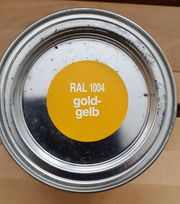 Goldgelb Ral 1004 375 ml