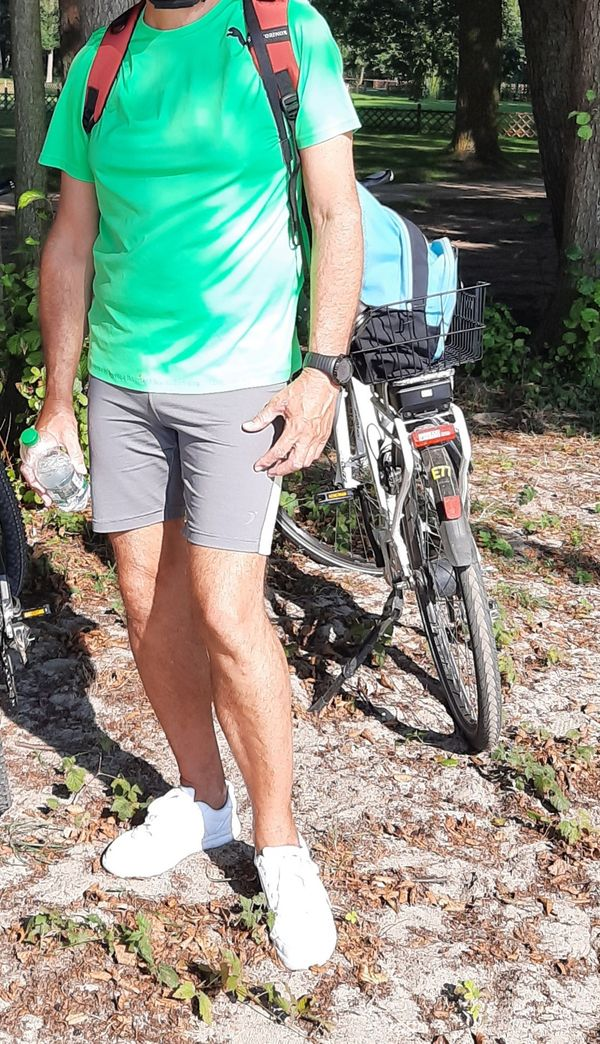 Suche netten Kumpel für Fahrradtouren