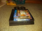 Playstation4 mit 2 konstroller und