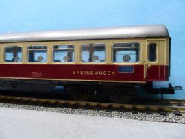 Eisenbahn Röwa H0 TEE Speisewagen: Kleinanzeigen aus Steuerwaldsmühle - Rubrik Modelleisenbahnen
