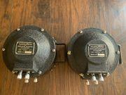 Paar Vintage WESTERN ELECTRIC 594
