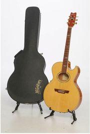 Gitarre WASHBURN EA 26 Craig