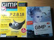 Buch und Zeitschrift zu Software