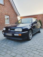 Volkswagen Golf 3 GL 1
