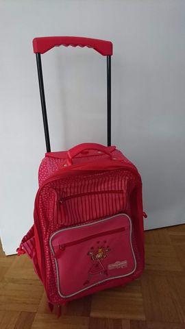 Sonstiges Kinderspielzeug - sigikid Kinderkoffer - rosa mit Prinzessin
