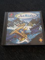 PS1 Spiel Jet Rider