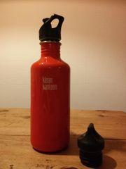 Nagelneue klean kanteen Trinkflasche