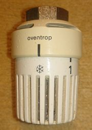Oventrop Thermostat
