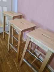 3x Ikea Hocker Nilsolle