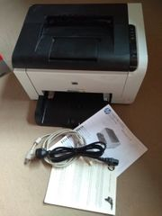 HP Laserjet CD1025 Color mit
