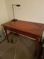 Schreibtisch Kirschholz
