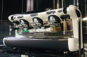 Faema Emblema Siebträger Kaffeemaschine mit