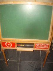 60er Jahre Kinder Schul Kreide
