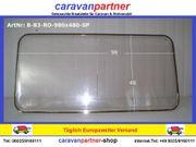 Bürstner Wohnwagenfenster gebraucht 98 x