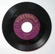 Seltene Vinyl Schallplatten 45er aus