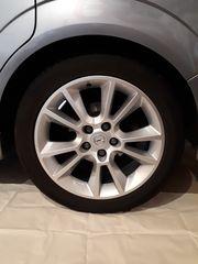 Alufelgen für Opel Zafira B