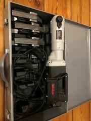 ROLLER A 220 Pressmaschine Presszange