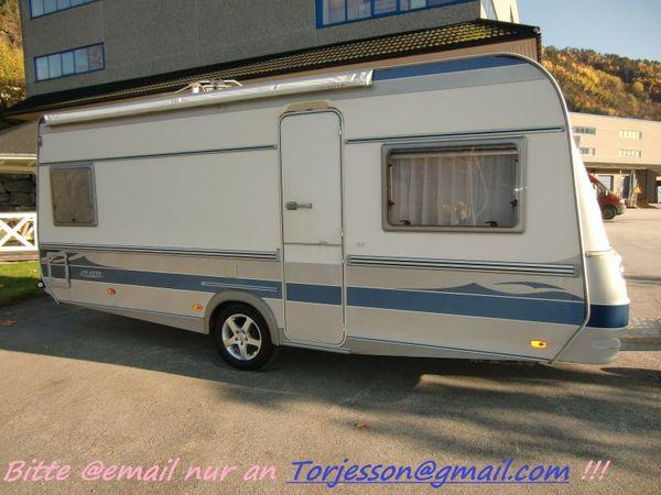 Wohnwagen WoWa Fendt 510