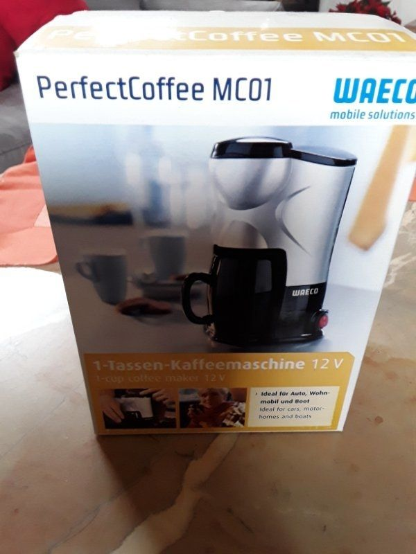 Kaffeemaschine 12V-