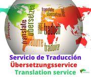 Deutsch-Spanischer Übersetzungsservice