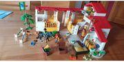 Reiterhof mit Erweiterung Playmobil 4190