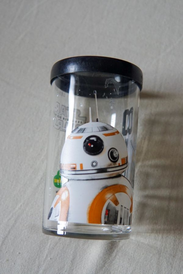 Star Wars BB8 Glas Kühne