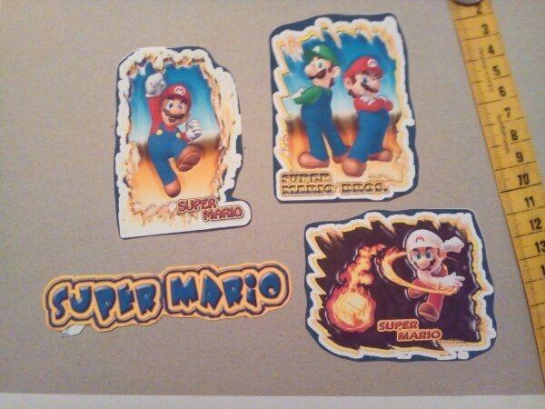 Super Mario Aufbuegler fuer DUNKLE