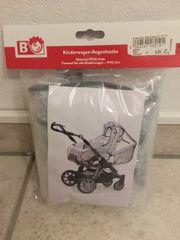 Neu - Kinderwagen - Regenhaube Regenschutz