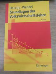 Grundlagen der Volkwirtschaftslehre Heertje Wenzel