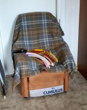 Relaxe Sessel stufenlos elektrisch verstellbar