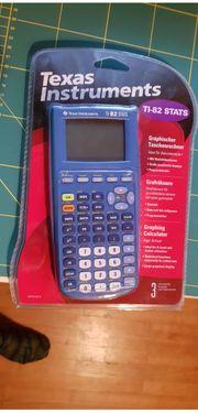 Taschenrechner TI- 82 STATS