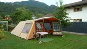 Zelt für 5 Personen