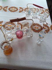 Gläser viele versch und Glassachen