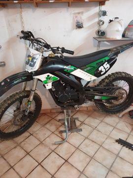 Geländemaschinen, Enduros - Crosser XB35 vollcross crossmotorrad