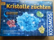 Kosmos Kristalle züchten Experimentierkasten