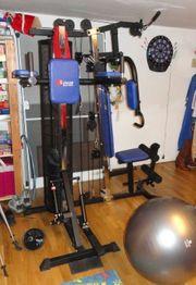 Fitnessstation
