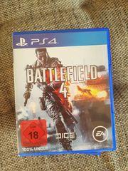 Battlefield 4 Spiel PS4 PlayStation
