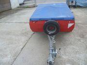 Oldtimer Auto Anhänger HP 400