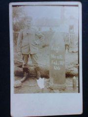 Foto Postkarte 1 WK