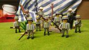 Playmobil Figuren seltene Südstaatler