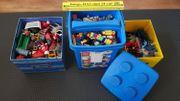 3 Kisten Lego Playmobil und