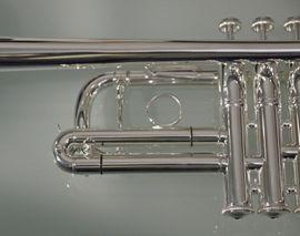 Bild 4 - BACH STRADIVARIUS 229 C-Trompete - GENERALÜBERHOLT - - Falkensee
