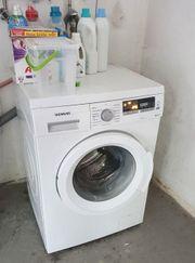 Waschmaschine von Siemens 7kg Waschladung